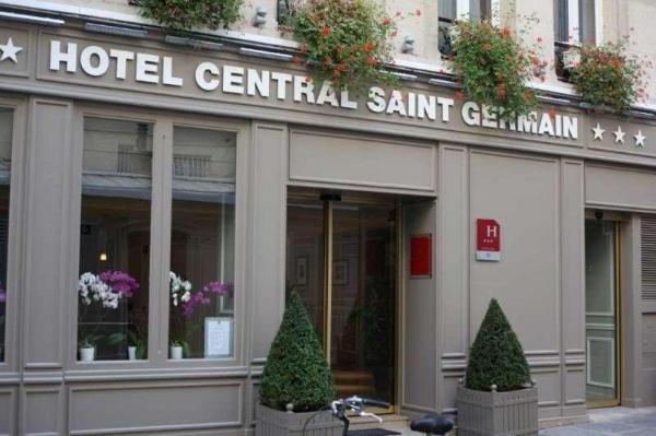 Hotel Central Saint Germain Paris
