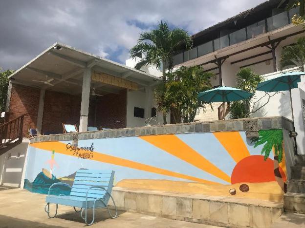 Playgrounds Wave Lodge Lembongan
