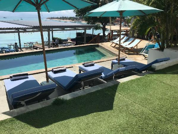 Playgrounds Wave Lodge Lembongan Bali