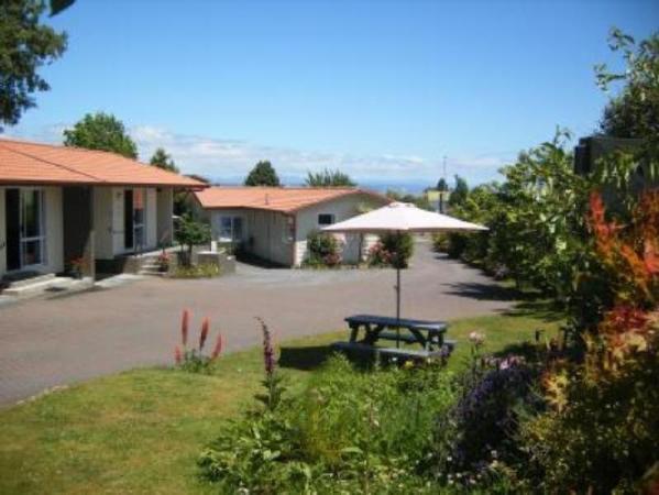 Dunrovin Motel Taupo
