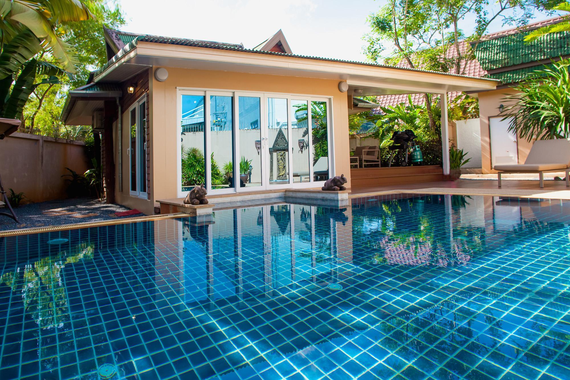 Baan Manu Chang Private Pool Villa บ้านมนูช้าง ไพรเวทพูล วิลลา