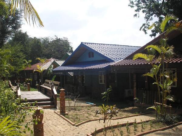 Tamarind Grand Resort Mae Sariang Mae Hong Son