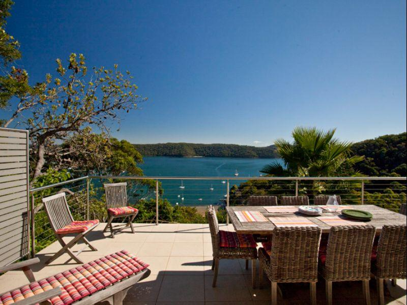 Pittwater Paradise   Whale Beach