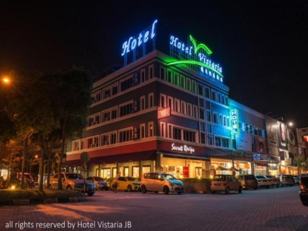 Hotel Vistaria Johor Bahru