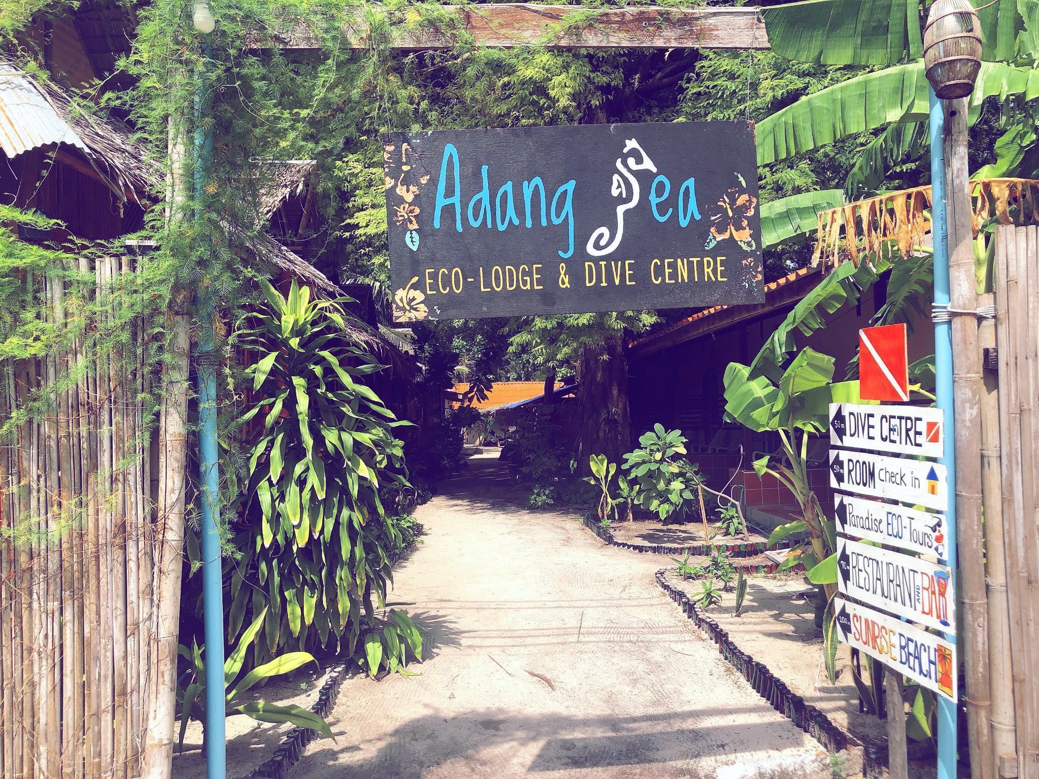 Adang Sea Divers And Eco Lodge