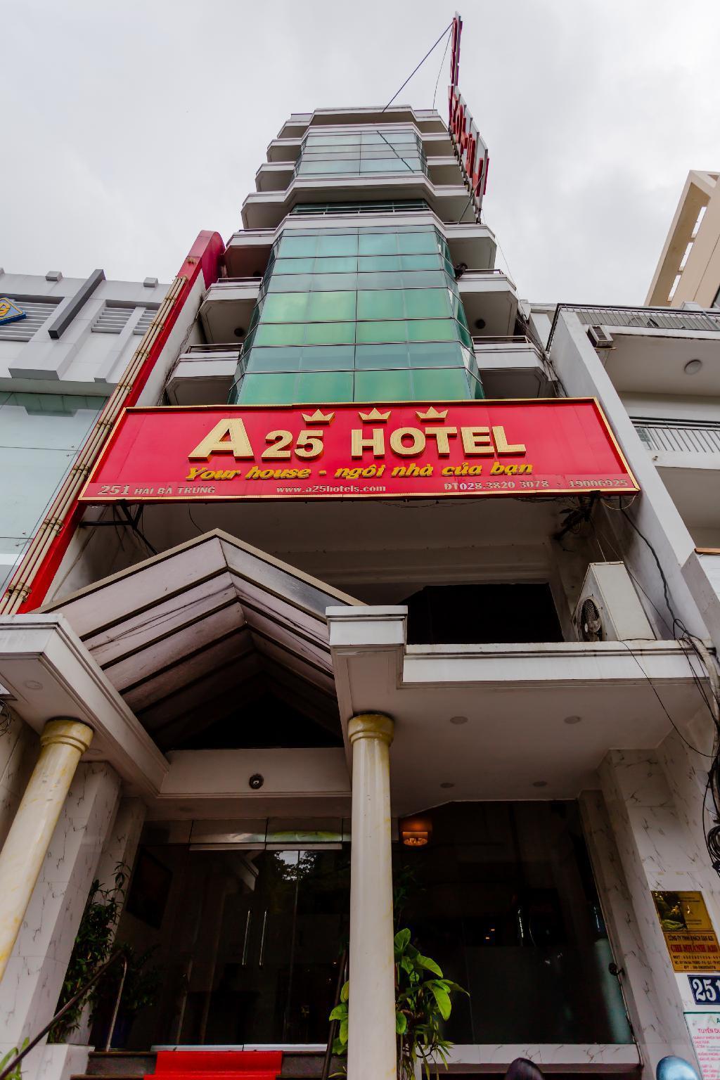 A25 Hotel Saigon Park View