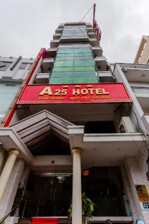 A25 Hotel - 251 Hai Bà Trưng HCM Ho Chi Minh City