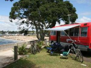 Takapuna Beach Holiday Park