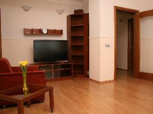 Intermark Serviced Apartments at Smolenskaya