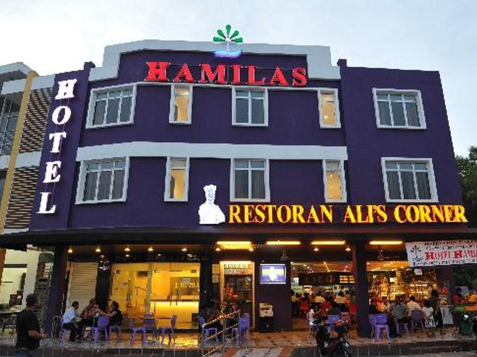 Hotel Hamilas