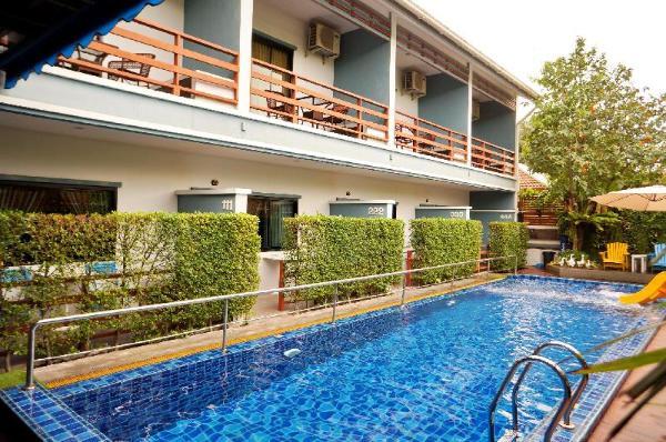 Baan I Un Pool Villa Chonburi