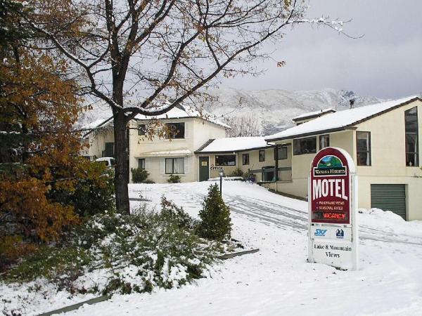 Wanaka Heights Motel Wanaka