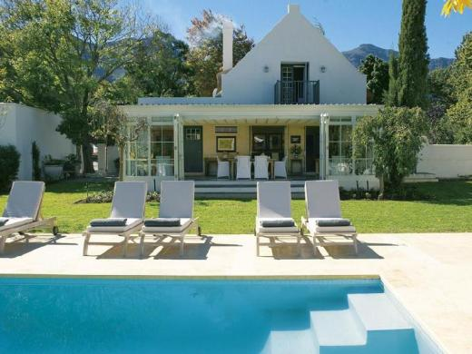 The Owners Cottage at Grande Provence Heritage Estate