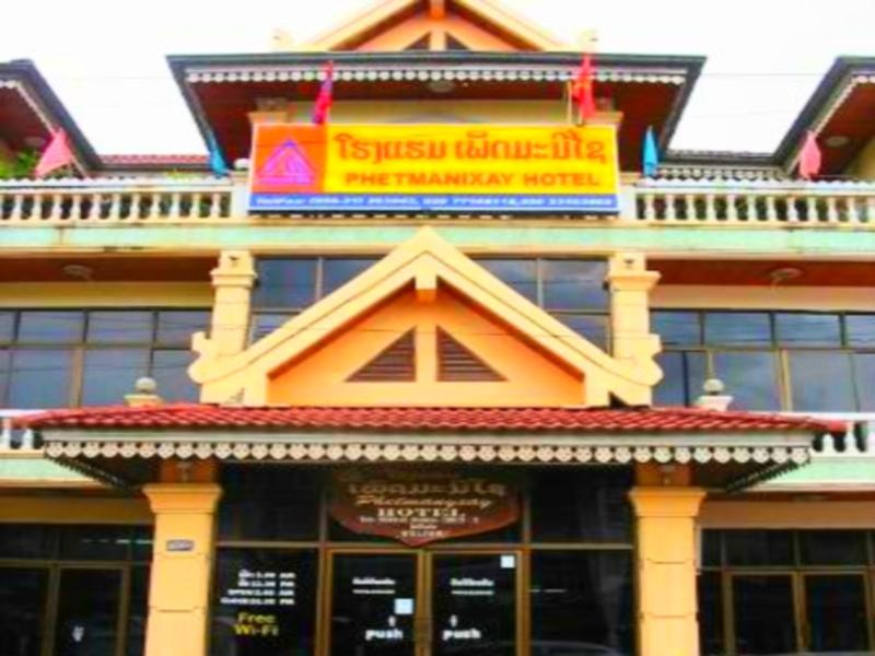 Phetmanyxay Hotel