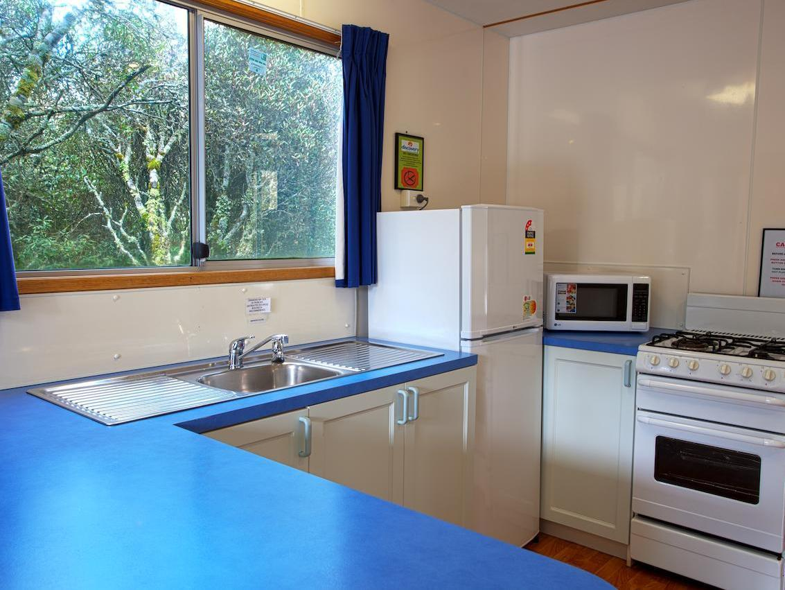 Review Discovery Parks - Cradle Mountain Accommodation