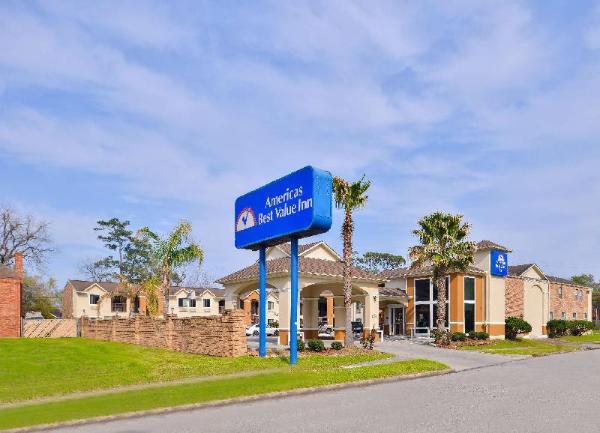 Americas Best Value Inn Medical Center Downtown Houston