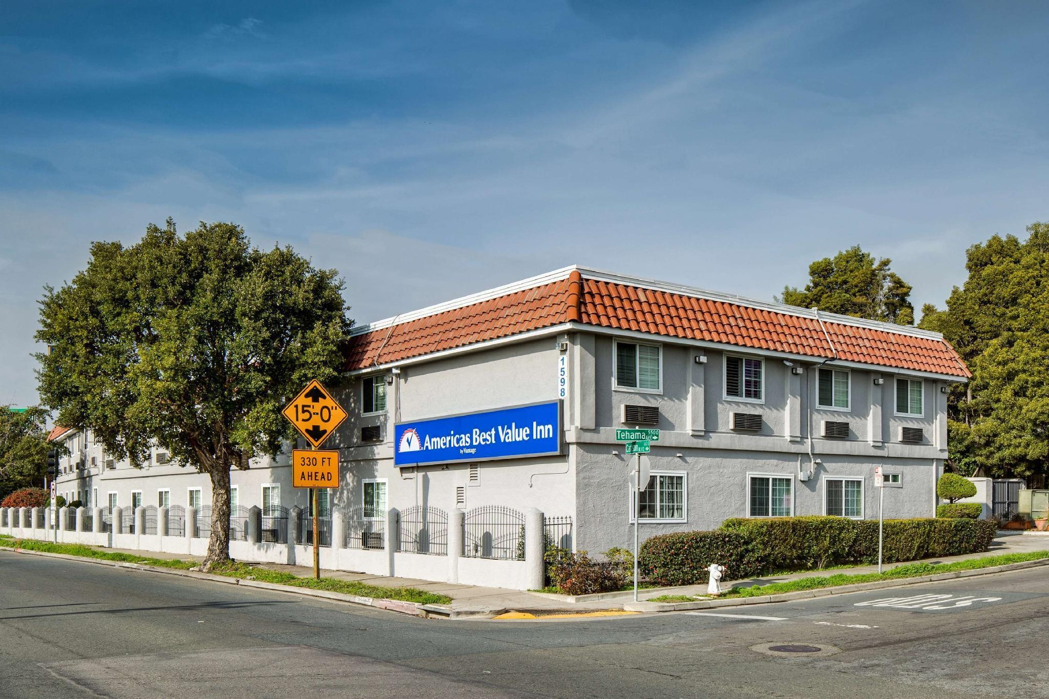 Americas Best Value Inn Richmond San Francisco