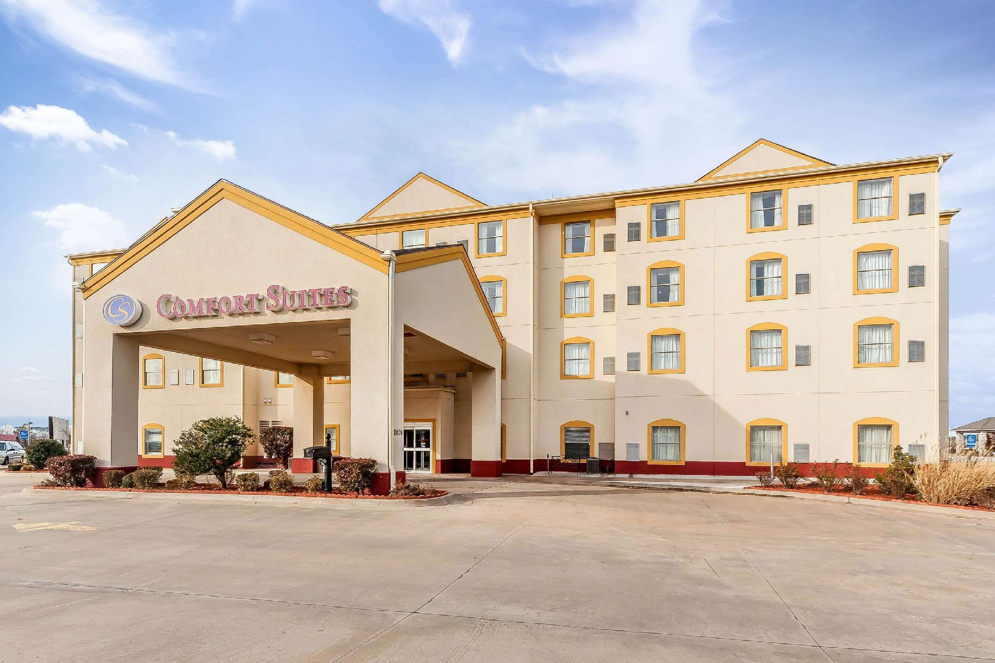 Comfort Suites Yukon - SW Oklahoma City Yukon