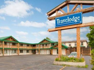Golden Travelodge Hotel 10th Avenue In Canada North America