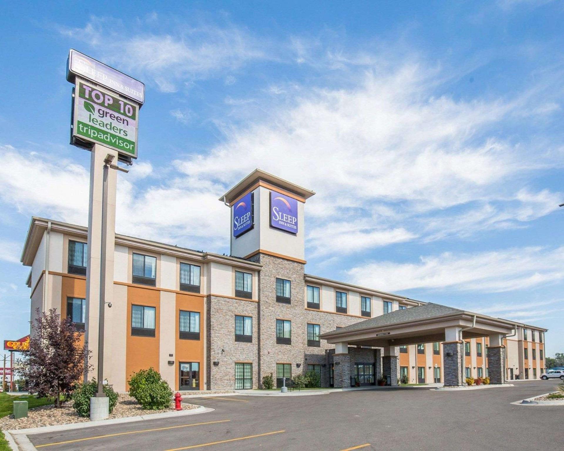 Sleep Inn And Suites Miles City