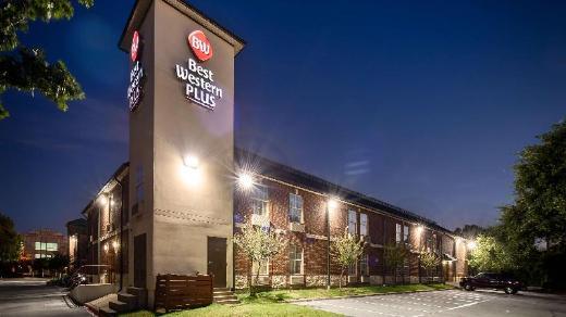 Best Western Plus Addison Dallas Hotel