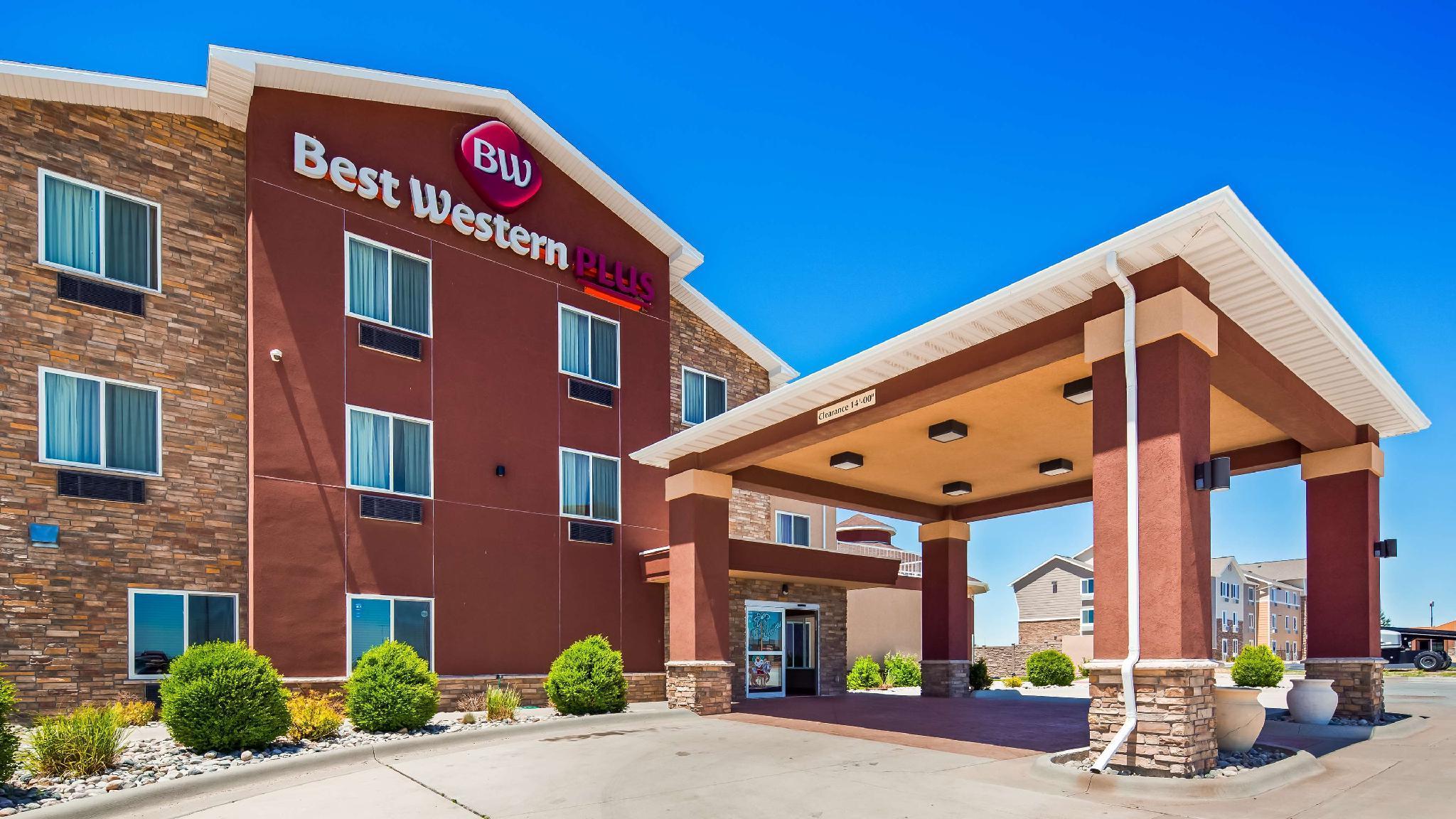 Best Western Plus Carousel Inn And Suites