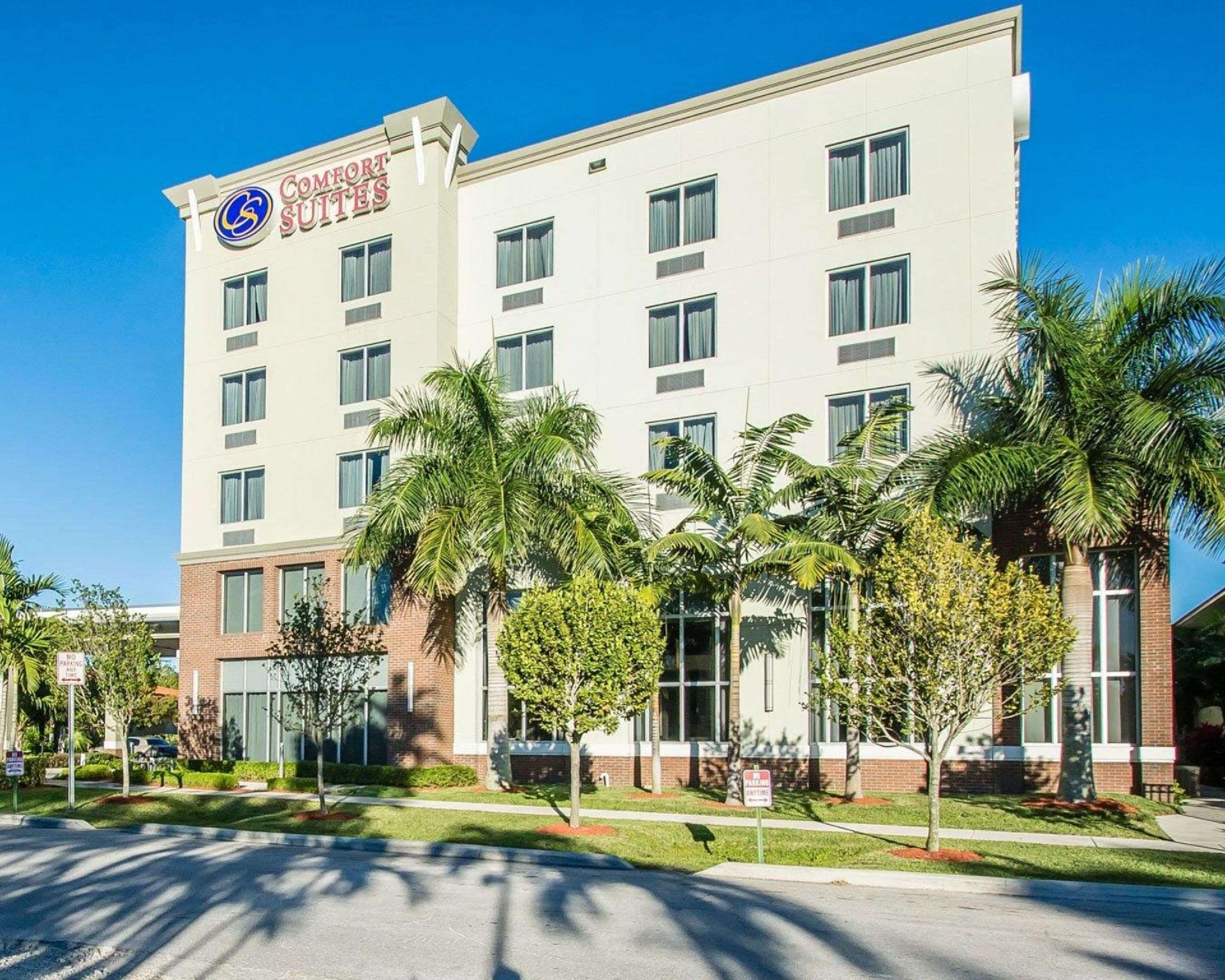 Comfort Suites Miami Airport North Miami Springs