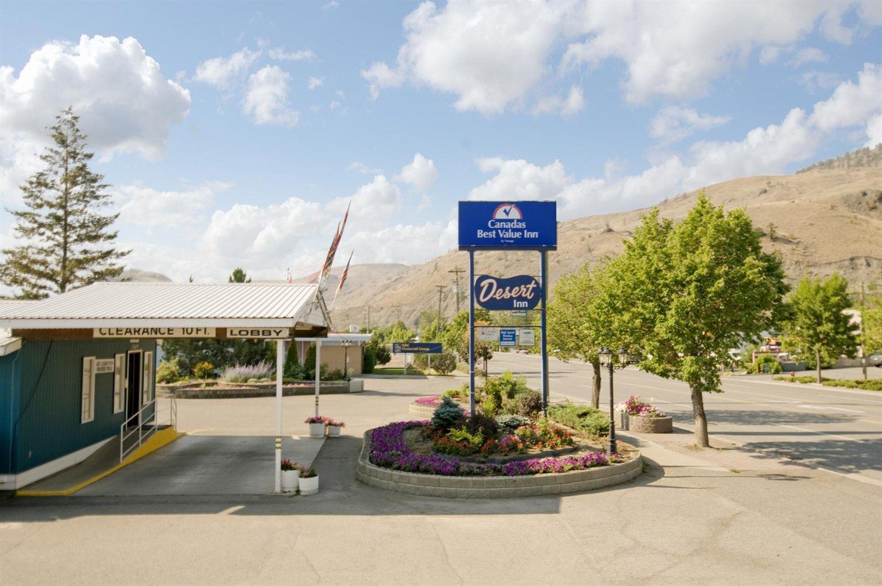 Canadas Best Value Desert Inn And Suites Cache Creek