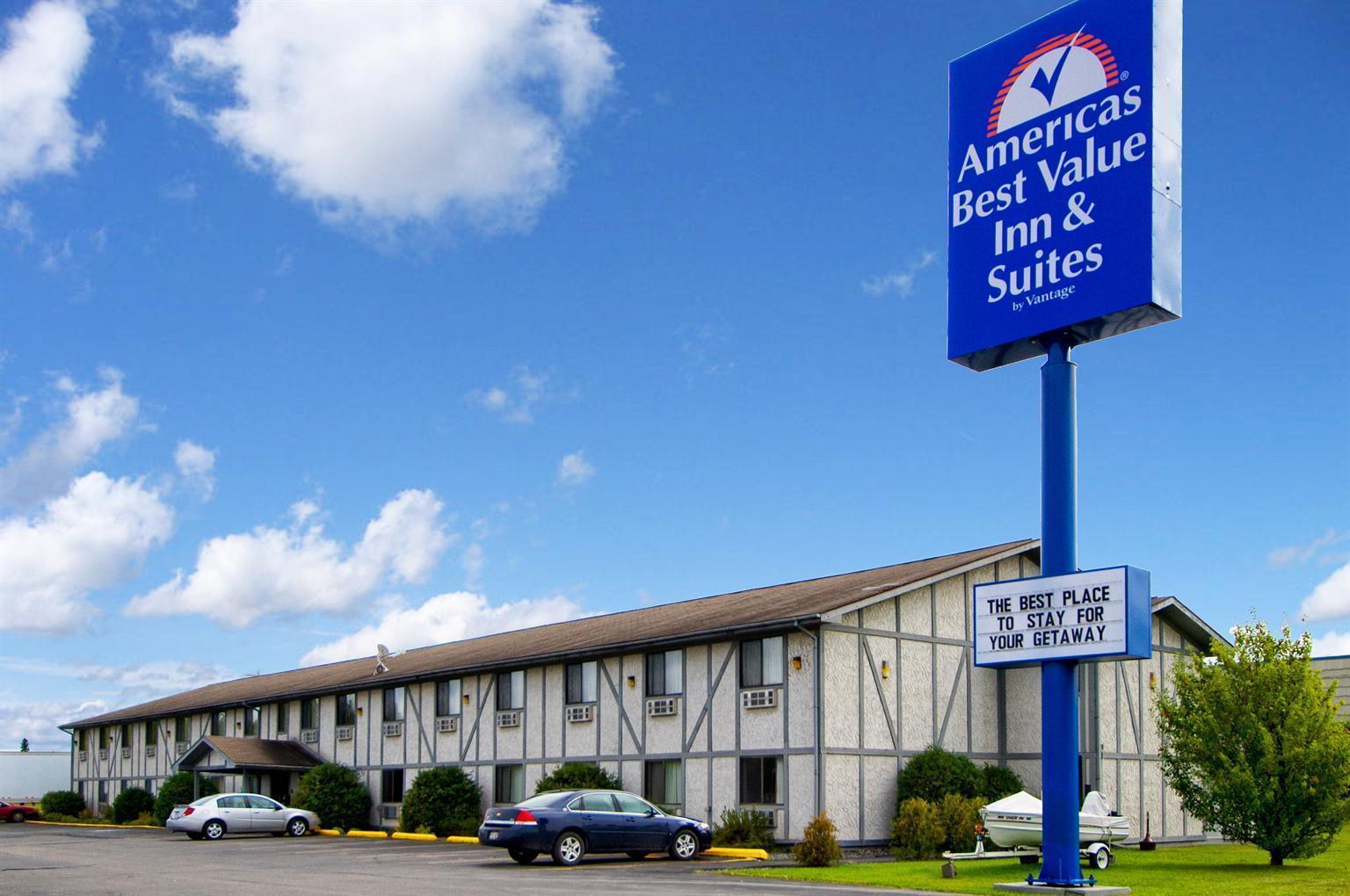 Americas Best Value Inn And Suites International Falls