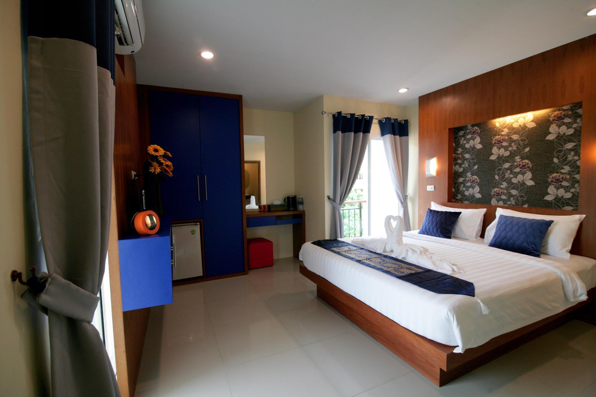 Calypso Patong Hotel โรงแรมคาลิปโซ ป่าตอง