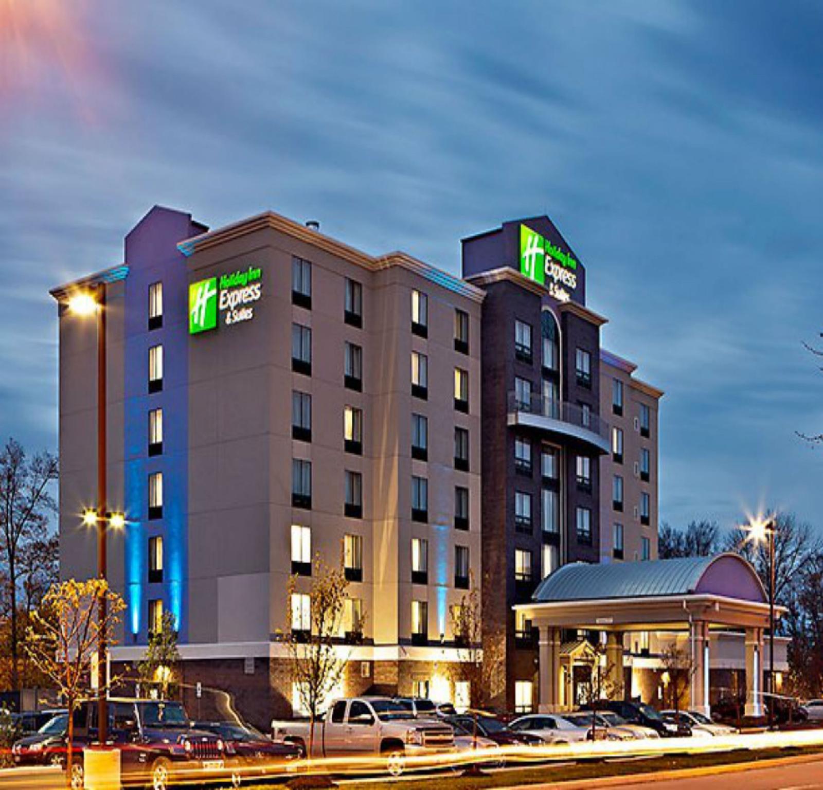 Holiday Inn Express And Suites Columbus   Polaris Parkway   COLUMBUS