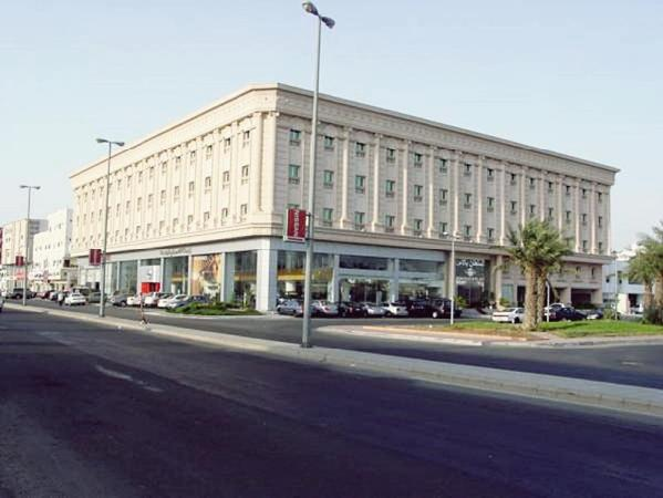 Sultan Palace for Hotel Suites1 Jeddah