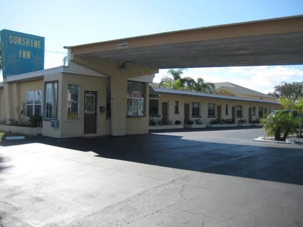 Sunshine Inn Of Daytona Beach