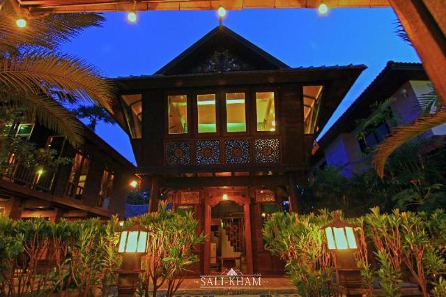 เดอะสะหลีคำ 2 – The Sali-Kham Traditional Lanna Home No.2