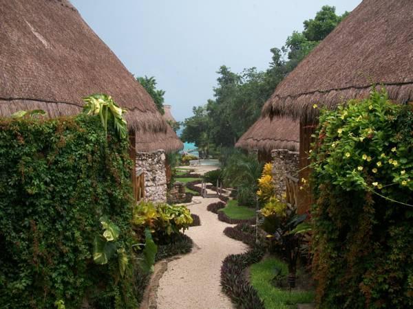 Villas Eco Romanticas Kuuch Ka�anil