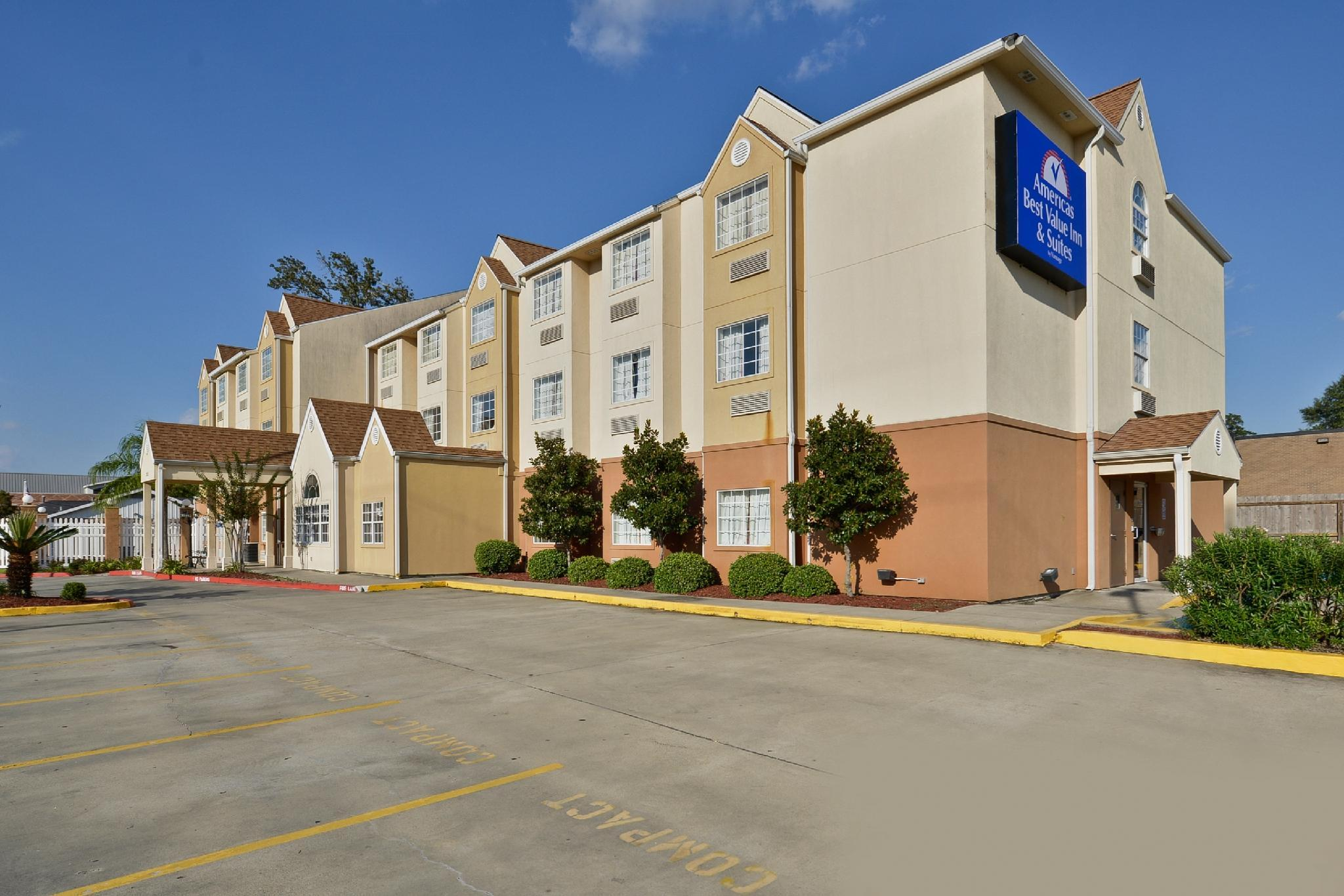 Americas Best Value Inn And Suites Lake Charles At I 210 Exit 5