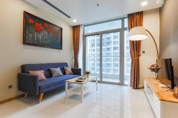 NEW!Apartment in Vinhomes Central Park 3-2 Ho Chi Minh City