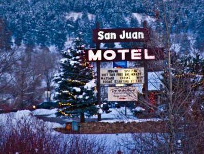 San Juan Motel And Cabins