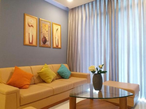 BRANDNEW-3BR with BEAUTIFUL view RIVER & PARK Ho Chi Minh City