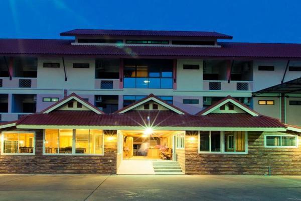 Chatsuree Mansion Ubon Ratchathani