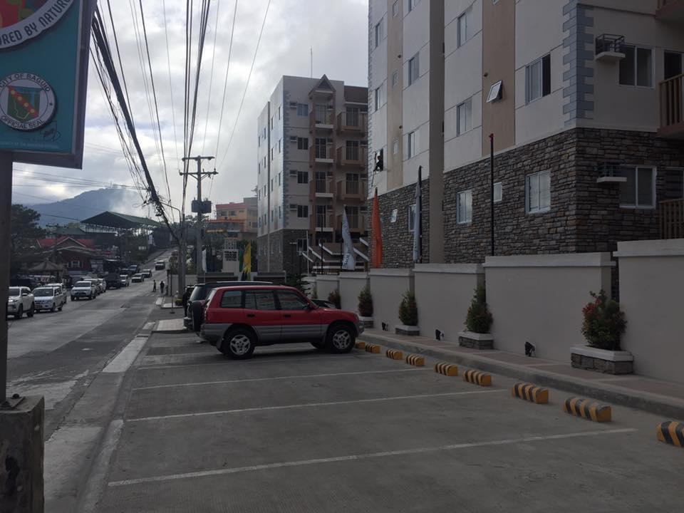 Baguio Condo Transient Good For 4 5