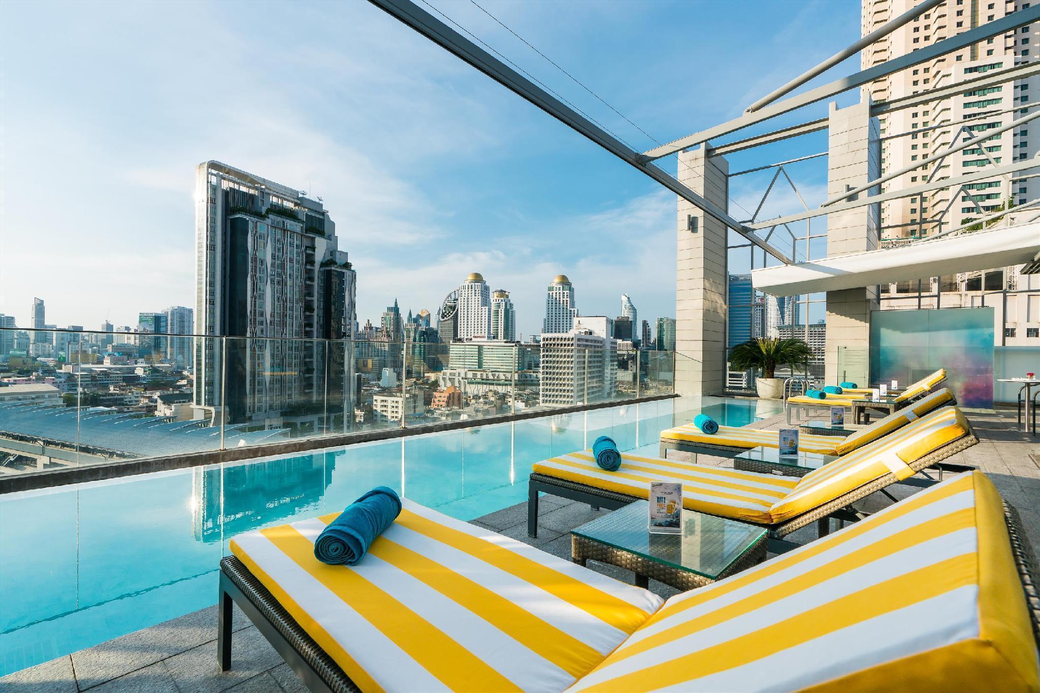Akara Hotel Bangkok โรงแรมอครา กรุงเทพฯ