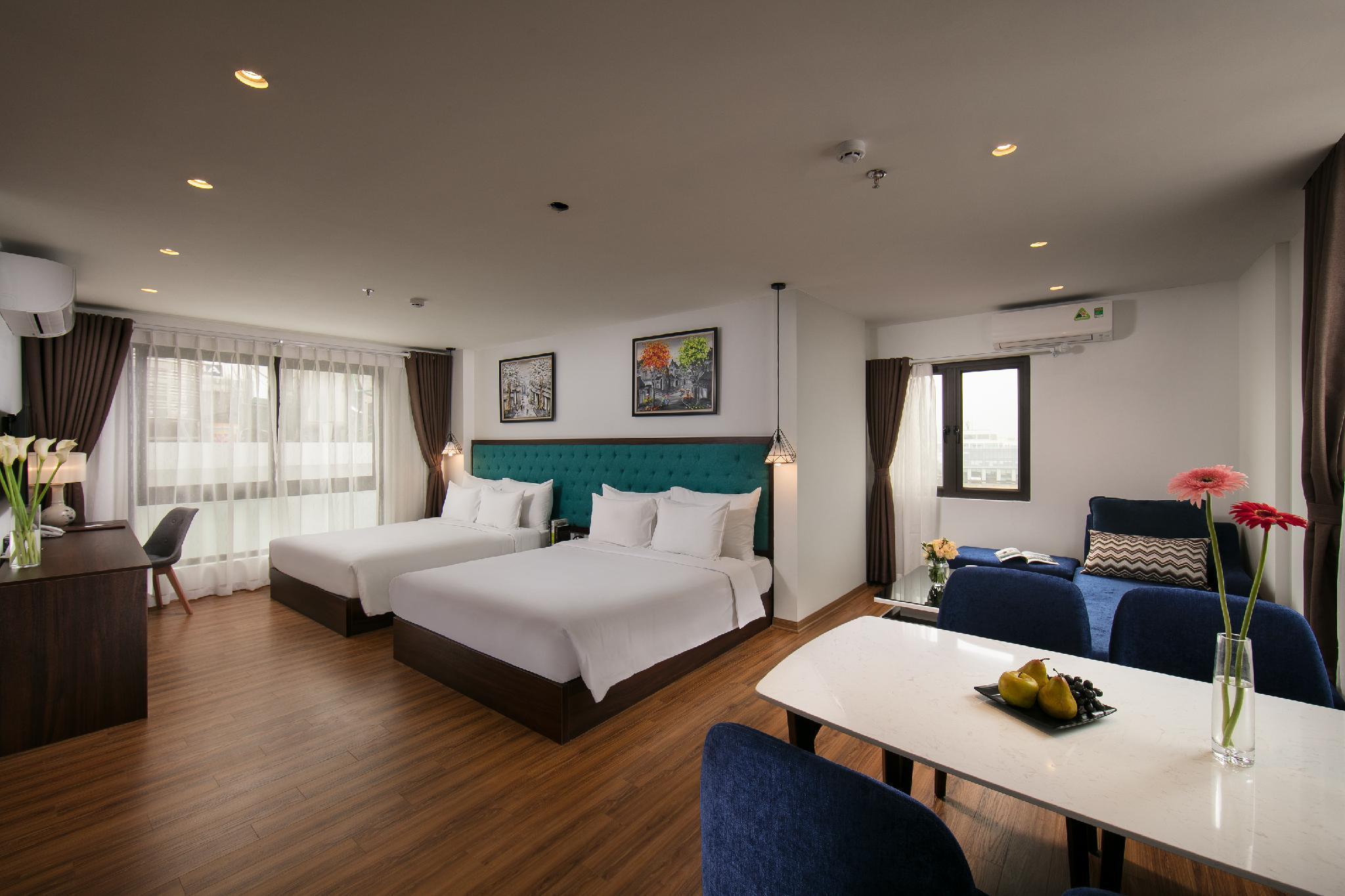 Hanoi Babylon Garden Hotel And Spa