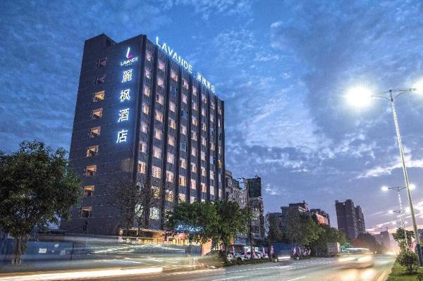 Lavande Hotel Qingyuan Fogang Qingyuan