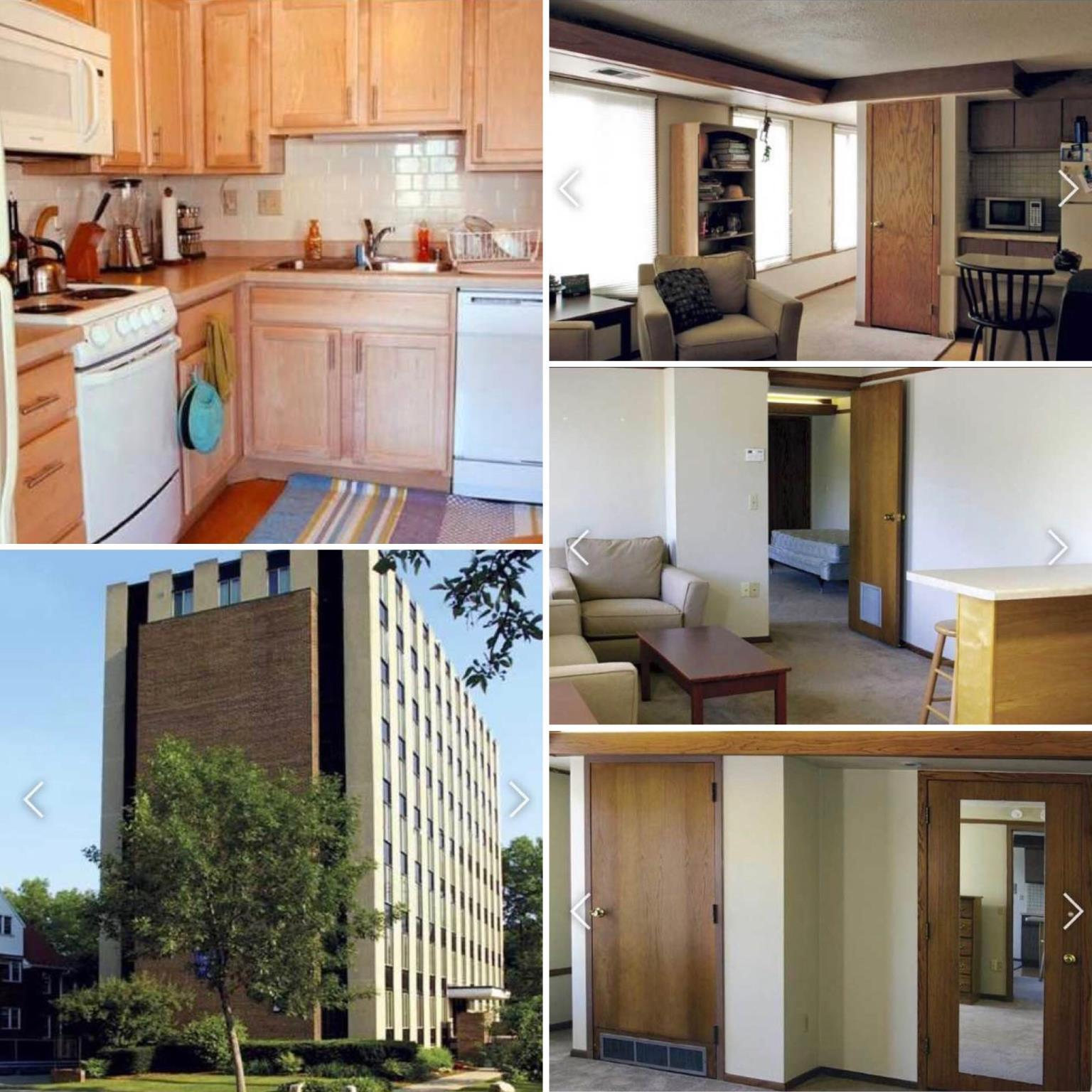 Nice apartment with a HUGE bedroom near UWM