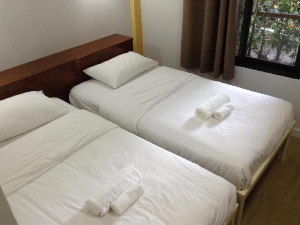 BC guesthouse Si phraya Bangkok