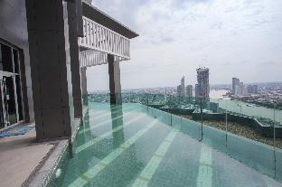 %name Sky Riverside City View 1 Bed Pool GymBTS กรุงเทพ