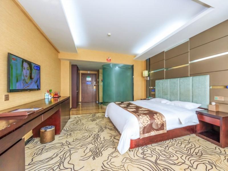 GreenTree Alliance Chengdu East Railway Station Hotel