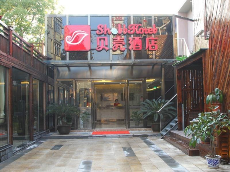 Shell Shanghai Pudong New District Huang Lou Town Furong Road Hotel