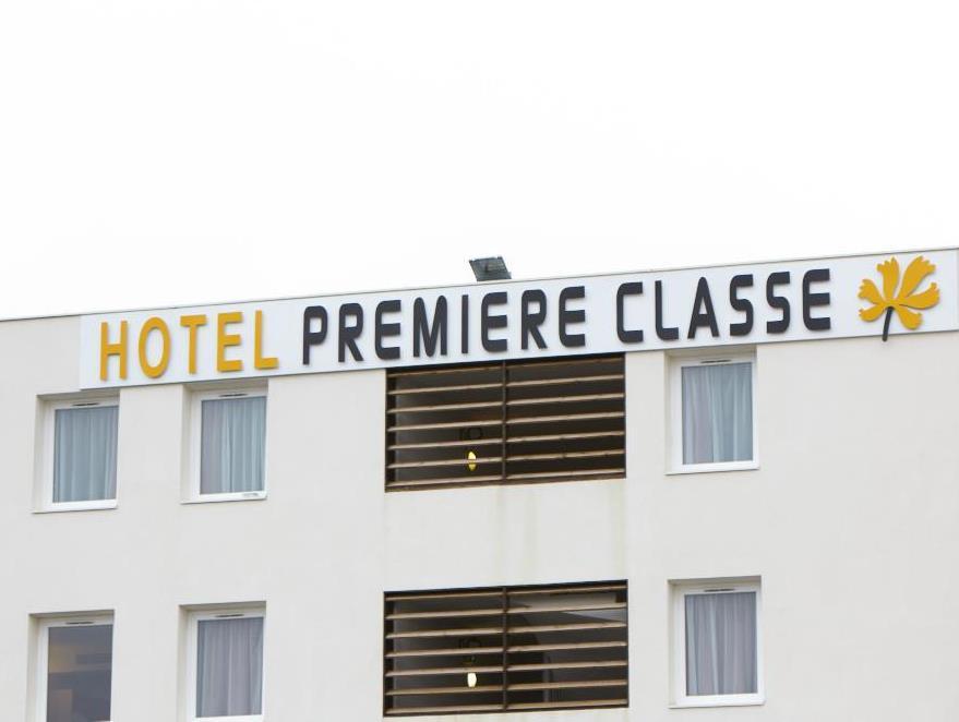 Premiere Classe Paris Nord Gonesse Parc Des Expositions Hotel